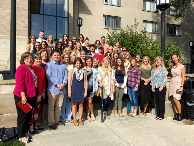 Aquinas partnership with Detroit Mercy Nursing goingstrong