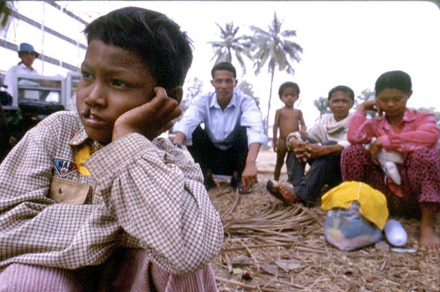 Phnom Penh, Cambodia March 2003 Rohanna Mertens Photographer