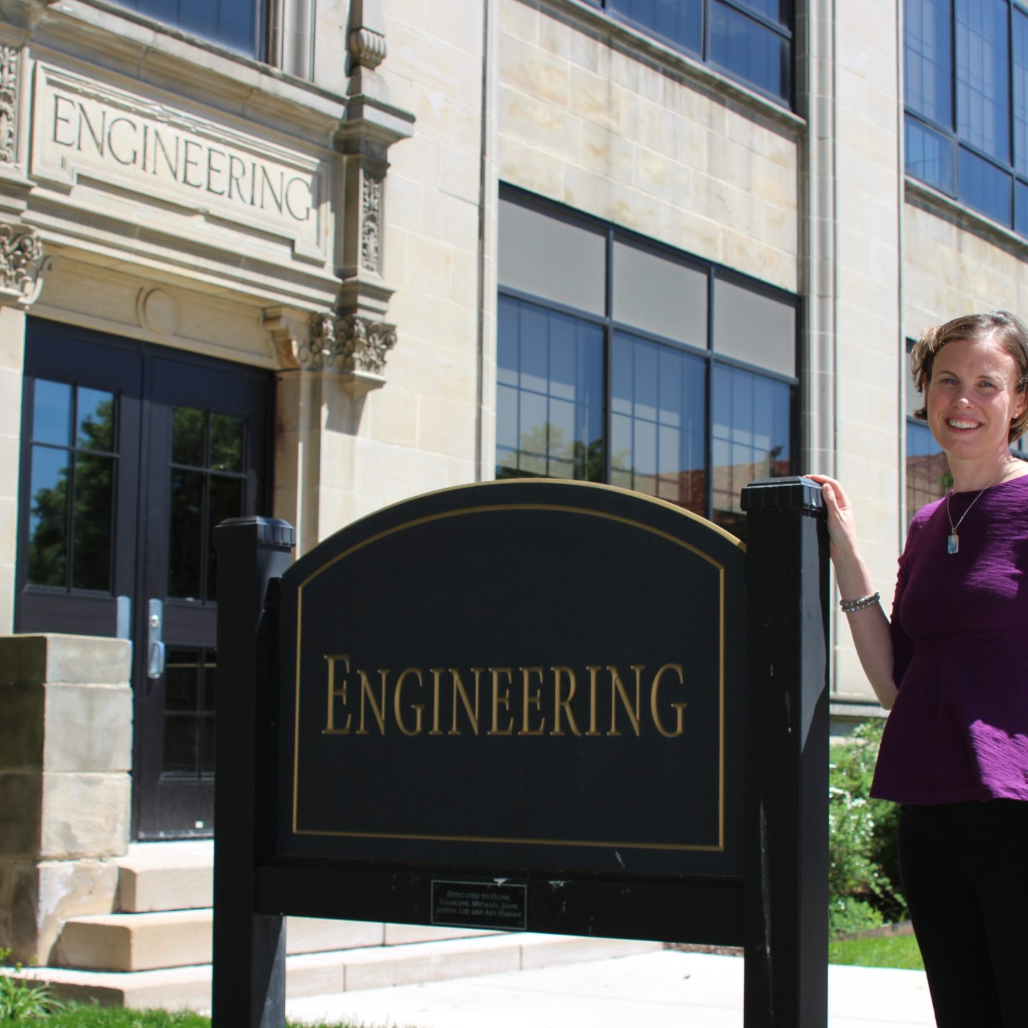 Clare Boothe Luce grant helps build new future for women in engineering