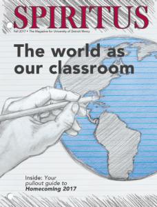 Spiritus - Detroit Mercy Alumni Magazine