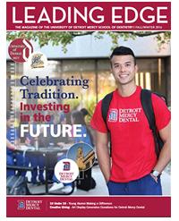 Leading Edge Dental Alumni Magazine