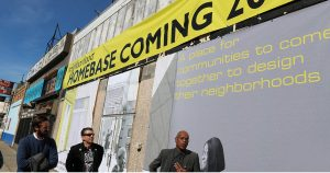 HomeBase will fill an abandoned building with resources the community needs to continue the revitalization of the area around the McNichols Campus.