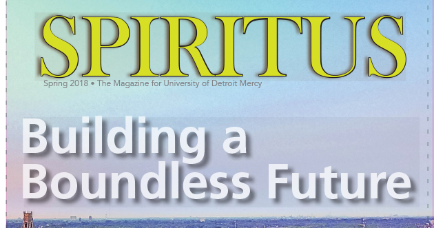 Look to your mailboxes for Spiritus!