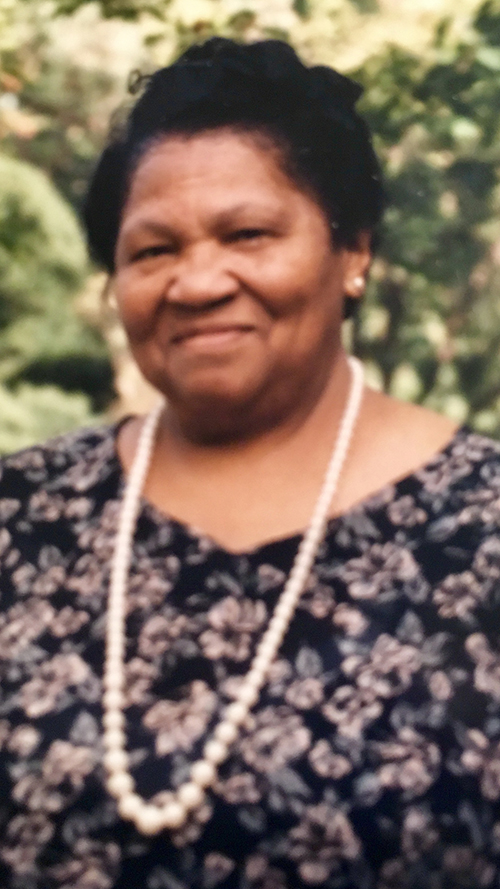 The scholarship named after Dora Mae Rawls is to help minority Detroit Mercy students who want to study Nursing.