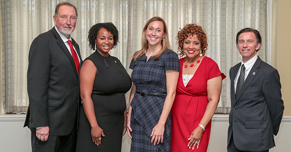 Get to know: Lenora Hardy-Foster '88, '96, in the business of caring