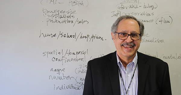 Get to know: Tony Martinico '65, '89, '99, retiring professor looks forward to new beginning