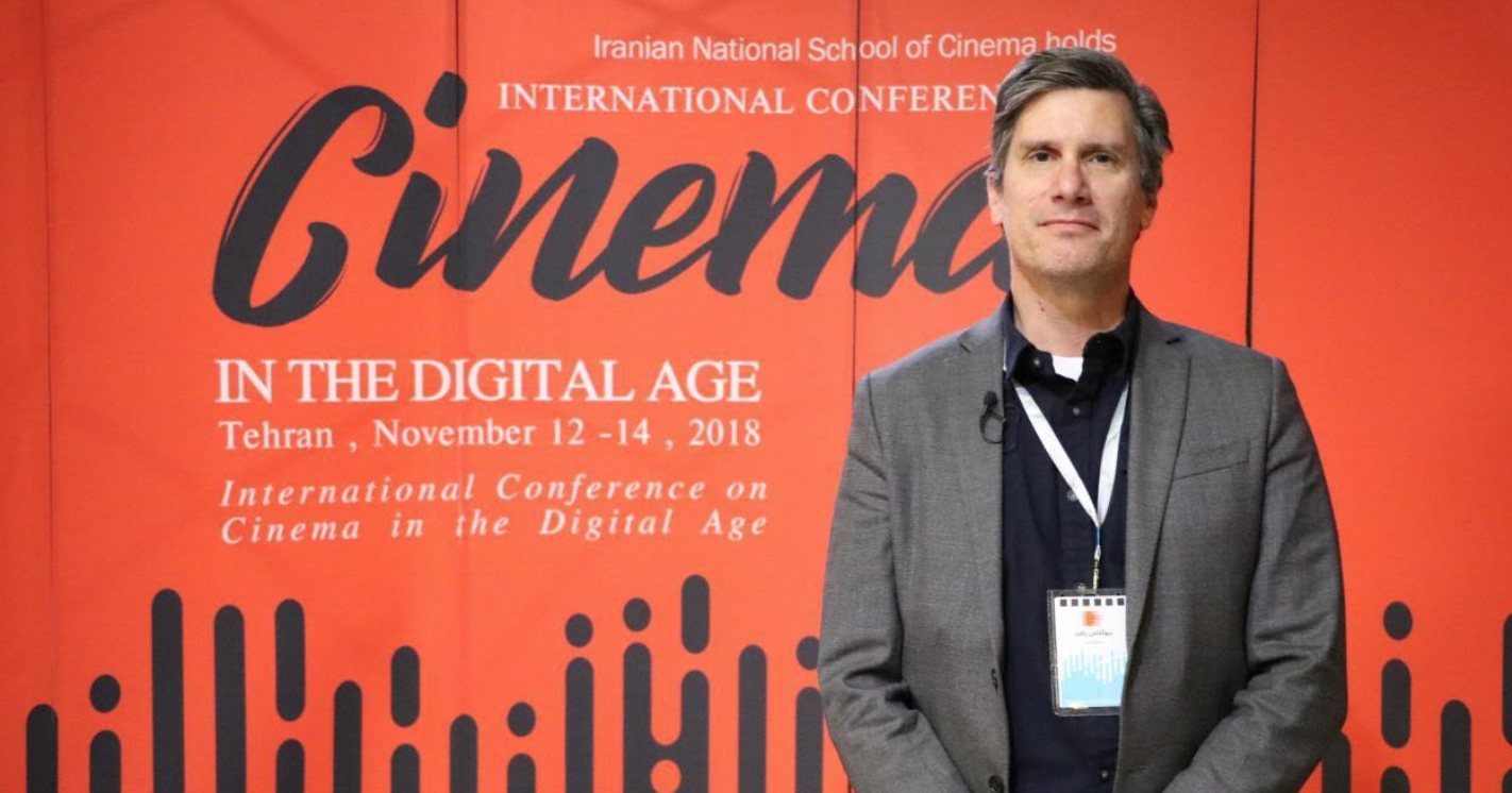 Professor talks film and politics after conference in Iran
