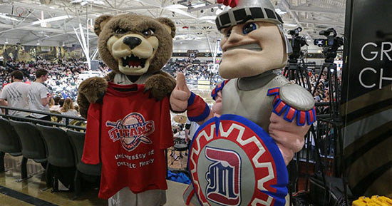Today starts our Donor Challenge: Help us beat Oakland University
