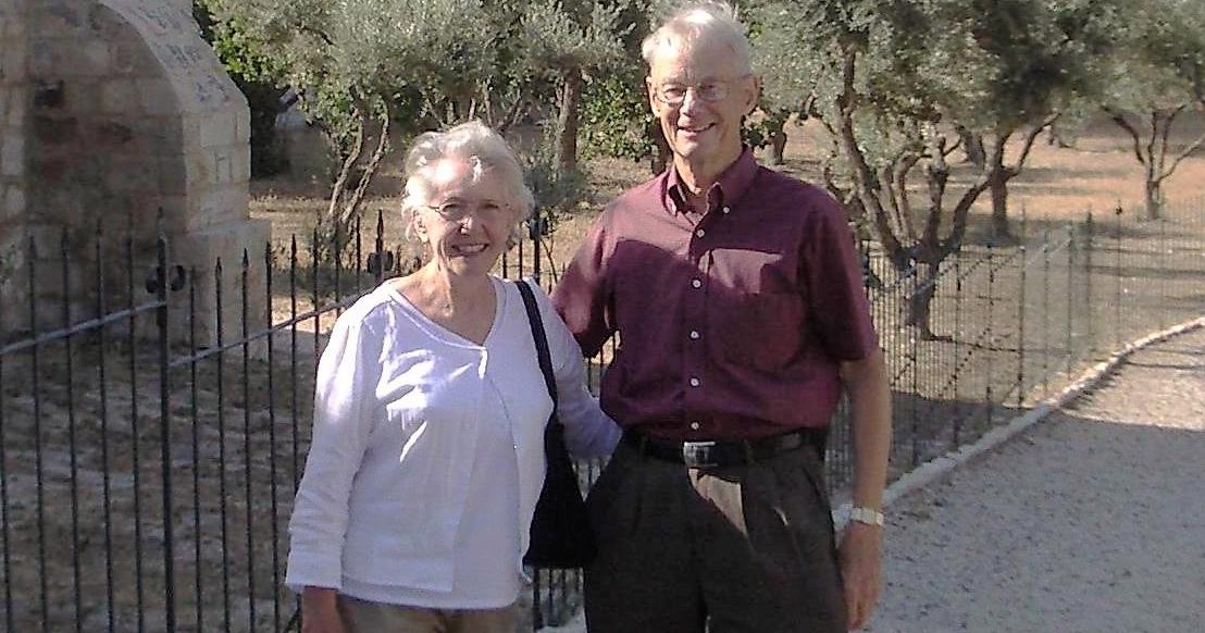 Mary Jo and Ed Eick