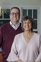 Ralph McDowell and Nancy Glen