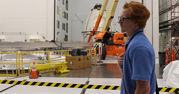 Class of 2019: Nicholas Boynton, NASA research leads to Ph.D. studies