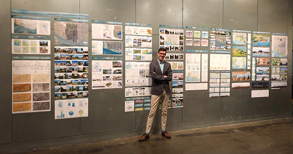 Class of 2019: Matthew Northcott, realizing his dreams of architecture