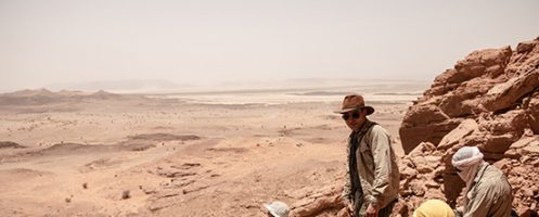 Detroit Mercy students recount Sahara dinosaur hunt