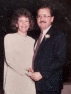 Ruth and Jim Strand