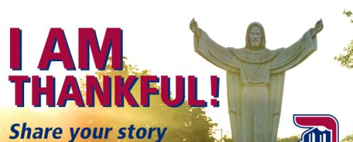 Alumni tell why they're thankful for Detroit Mercy