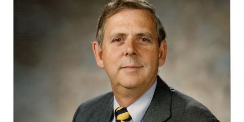 Class of 2020 Alumni Spirit Awards: Clifford Cook '69, '70 — Oil industry executive