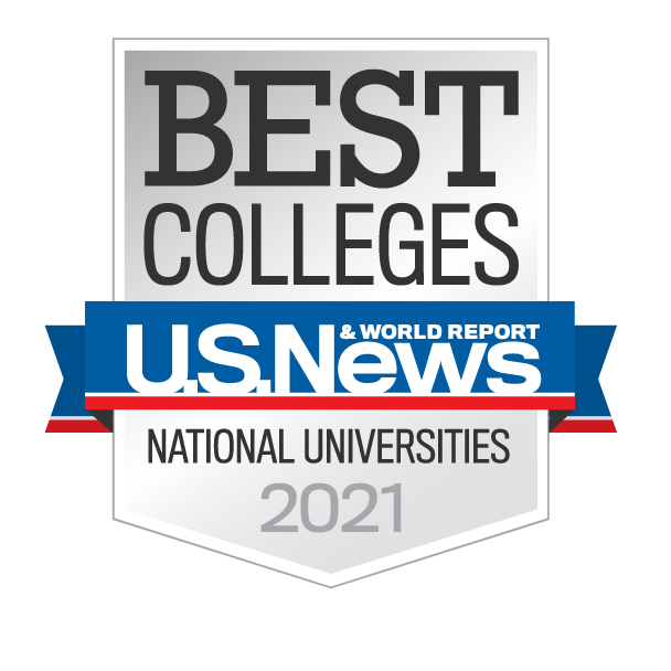 U.S. News & World Report badge