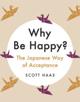 """Cover of the book """"Why Be Happy?"""""""