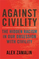 Cover of book Against Civility