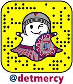 Snapchat Detroit Mercy icon