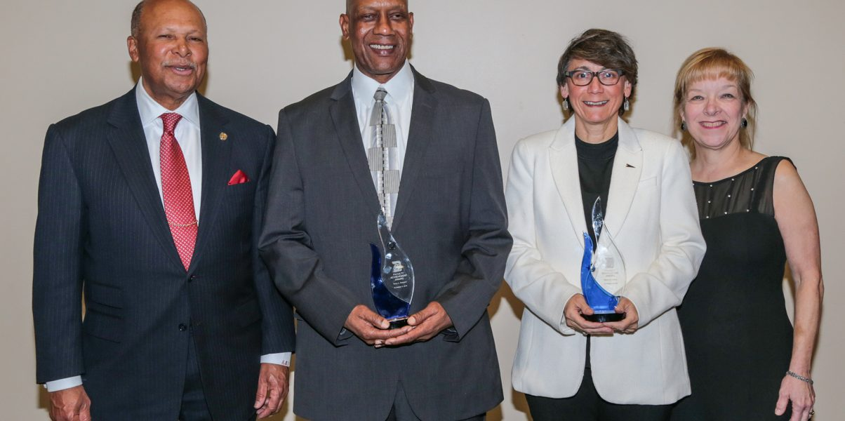 Detroit Mercy honors faculty for excellence