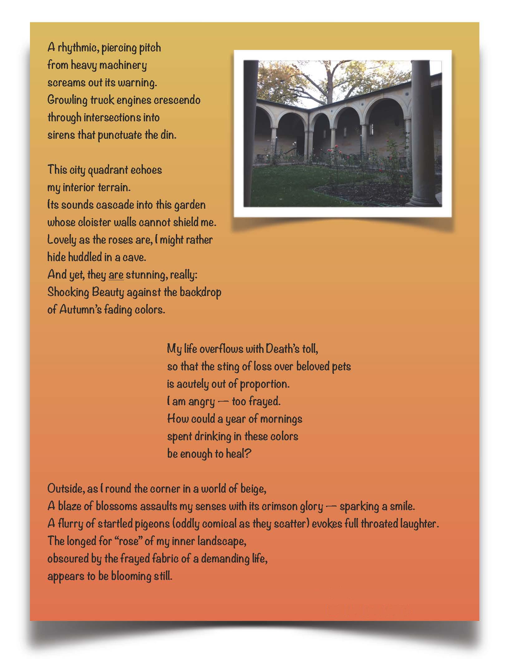October Poem